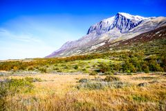 Torres del Paine, Patagonia, Chile Stock Photo