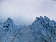Patagonia, das perito Moreno Stockfotos