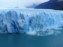 Patagonia, das perito Moreno Lizenzfreie Stockfotos