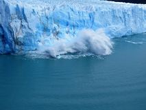 Patagonia, das perito Moreno Lizenzfreie Stockbilder