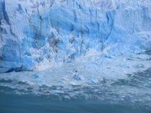 Patagonia, das perito Moreno Lizenzfreies Stockfoto