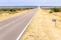 Patagonia de l'itinéraire 3 Images libres de droits