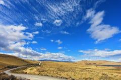 Patagonia di Neverland Fotografie Stock Libere da Diritti