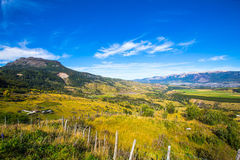 Patagonia do Chile imagem de stock royalty free