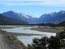 Patagonia, EL chalten, der fitz Roy-Berg Stockfotos