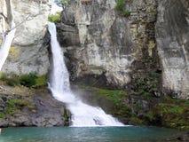 Patagonia, EL chalten, der fitz Roy-Berg Stockbild