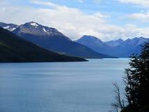 Patagonia, el perito Moreno fotografía de archivo libre de regalías