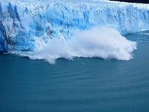 Patagonia, el perito Moreno imágenes de archivo libres de regalías