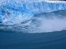 Patagonia, el perito Moreno fotos de archivo libres de regalías