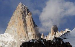 Patagonia Fitzroy Royalty Free Stock Image
