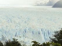 Patagonia. glacier de perito Moreno Images stock