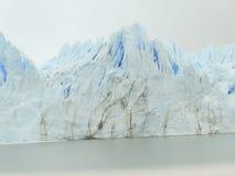 Patagonia. Glaciers du Tierra del Fuego Photographie stock libre de droits
