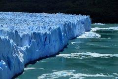 Patagonia-Gletscher Lizenzfreie Stockfotos