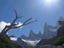 patagonia ii стоковое изображение