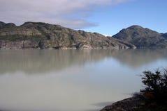Patagonia jezioro obraz royalty free