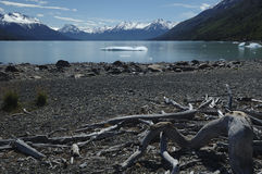 Patagonia Lake Royalty Free Stock Photo