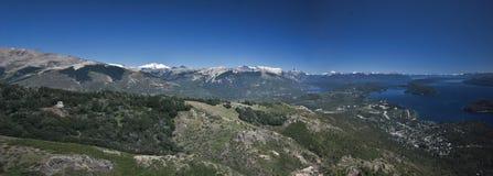 Patagonia landscape Stock Photo