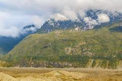 Exploradores Glacier, Patagonia, Chile Royalty Free Stock Photo
