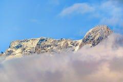 Exploradores Glacier, Patagonia, Chile Stock Images