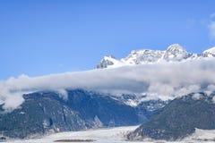 Exploradores Glacier, Patagonia, Chile Royalty Free Stock Image