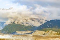 Exploradores Glacier, Patagonia, Chile Stock Photos