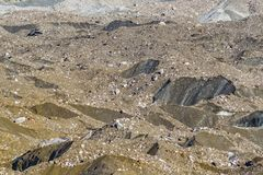 Exploradores Glacier, Patagonia, Chile Stock Photography