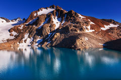 Patagonia. Landscapes in Argentina stock photography