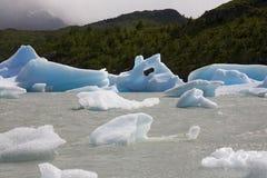 Patagonia - Largo Grey - Chile stock photo