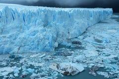 Patagonia Perito Moreno Clacier 2. Glaciar Perito Moreno in Southern Patagonia, Argentina Stock Photos