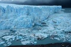 Patagonia Perito Moreno Clacier 4. Glaciar Perito Moreno in Southern Patagonia, Argentina Royalty Free Stock Photography