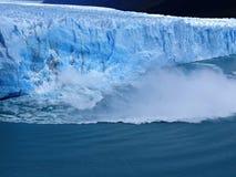 Patagonia, the perito moreno Stock Image