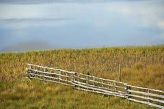 Patagonia rurale, Cile Fotografie Stock Libere da Diritti