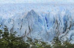 Patagonian landscape. Perito Moreno glacier. Argentina Royalty Free Stock Images