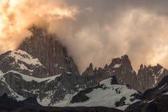Patagonian przygoda Zdjęcie Royalty Free