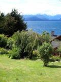 Patagonian scenery Royalty Free Stock Image