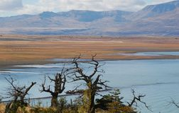 Patagonian Scenery Stock Images