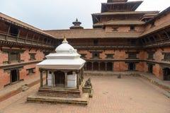 Patan博物馆 库存图片