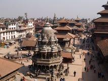 patan的尼泊尔 免版税图库摄影