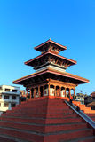 Patan,尼泊尔 免版税库存照片