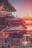 Patan. Ancient city in Kathmandu Valley. Nepal Royalty Free Stock Photos