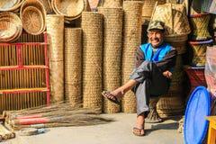 Patan durbar τετραγωνικό Κατμαντού Νεπάλ Στοκ Εικόνες