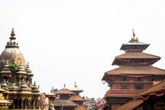 Patan Durbar kvadrerar Royaltyfri Foto
