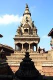 Patan durbar kwadrat. zdjęcia royalty free