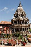 Patan - Durbar Sqaure Royalty Free Stock Photography
