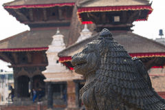 Patan Durbar Square, Kathmandu, Nepal. Stock Photography
