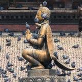 Patan Durbar Square, Kathmandu, Nepal. Stock Images