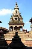 Patan durbar square. Royalty Free Stock Photos