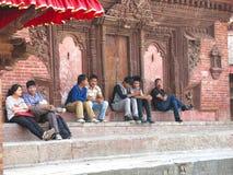 Patan  Kathmandu Nepal Stock Image
