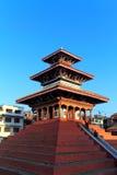 Patan, Népal Photos libres de droits