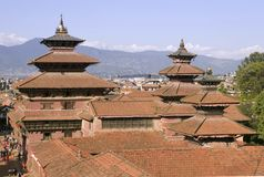 Patan in Nepal Royalty Free Stock Images